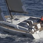 lupo di mare sailing yacht in Greece