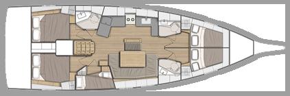 lupo di mare layout